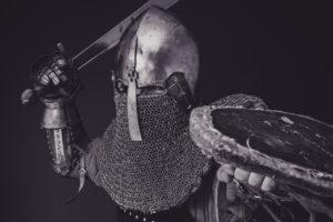 A única certeza do guerreiro, por Igor Medeiros